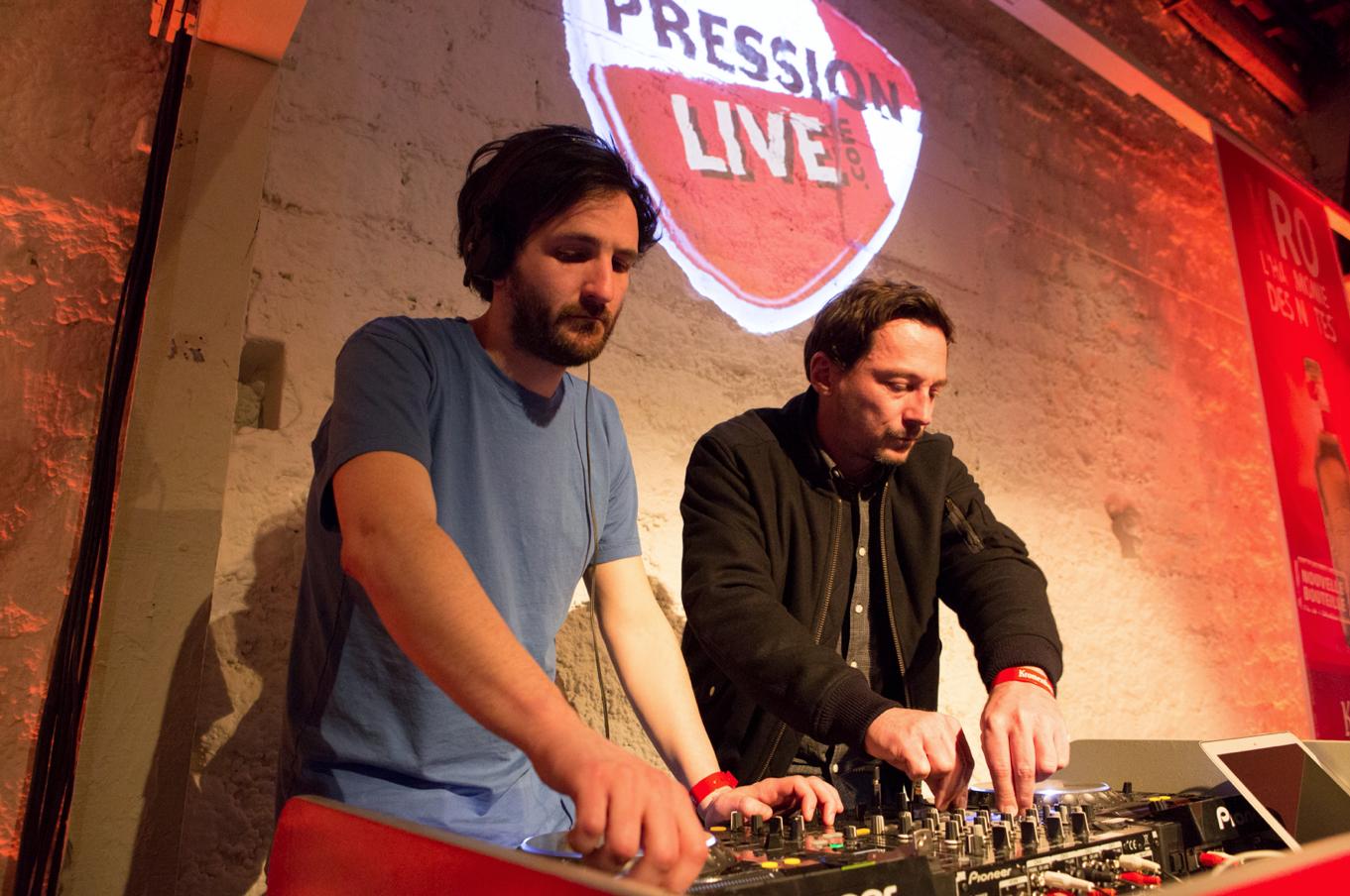 © Pression Live
