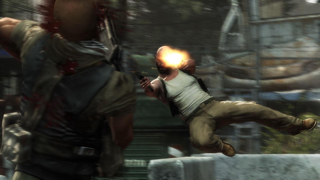 Max Payne. (c) Rockstar Games.