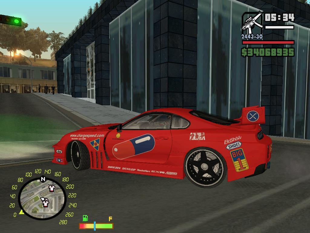 GTA. (c) Emmag213.