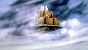 Le Château dans le ciel (c) DR.