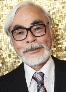 Hayao Miyazaki (c) DR.
